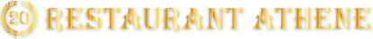 Restaurant Athene Frankenberg Logo